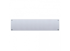 Mill Heater MB800L DN G Glass Panel Heater  800 W  Number of power levels 1  Suitable for rooms up to 10-14 m²  Grey