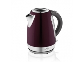 ETA Kettle ETA859890080 ELA Electric  2100 W  1.7 L  Stainless steel  Purple  360° rotational base