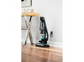 Bissell Vacuum cleaner MultiReach Essential  Cordless operating  Handstick and Handheld  18 V  Operating time (max) 30 min  Black Blue  Warranty 24 month(s)  Battery warranty 24 month(s)
