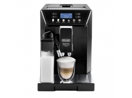 Delonghi Eletta Cappuccino Evo Coffee Maker ECAM 46.860.B	 Pump pressure 15 bar  Built-in milk frother  Fully Automatic  1450 W  Black