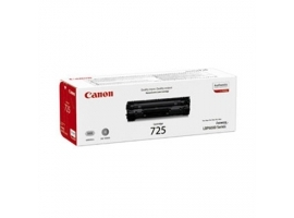 Canon 725 Toner Cartridge  Black