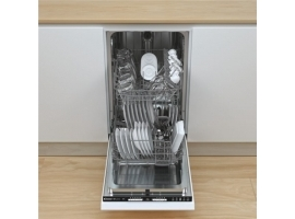 Candy Dishwasher CDIH 1L952 Built-in  Width 44.8 cm  Number of place settings 9  Number of programs 5  Energy efficiency class F  AquaStop function  White