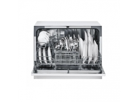 Candy Dishwasher CDCP 6 Free standing  Width 55 cm  Number of place settings 6  Number of programs 6  Energy efficiency class F  White