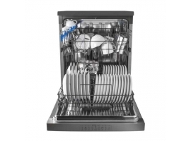 Candy Dishwasher CDPN 2D360PX Free standing  Width 59.8 cm  Number of place settings 13  Number of programs 9  Energy efficiency class E  Display  Stainless steel