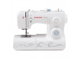 Sewing machine Singer SMC 3323 White  Number of stitches 23  Automatic threading