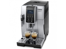 Delonghi Coffee Maker Dinamica ECAM 350.35 SB	 Pump pressure 15 bar  Built-in milk frother  Fully Automatic  1450 W  Silver Black