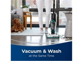 Bissell Vacuum Cleaner Cordless Max Handstick  Washing function  36 V  Operating time (max) 30 min  Black Silver