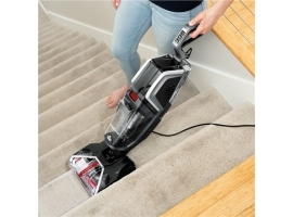 Bissell Carpet & Hard Surface Washer HydroWave Handstick  Washing function  385 W  Titanium Orange  Warranty 24 month(s)