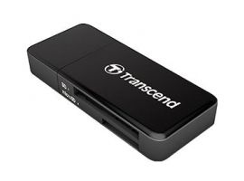 MEMORY READER FLASH USB3 BLACK TS-RDF5K TRANSCEND