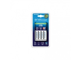 Panasonic eneloop Advanced Battery Charger 1-4 AA AAA  4xAA 1900 mAh icl.