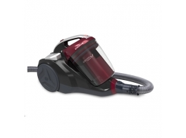 Hoover Vacuum cleaner  CH50PET 011 Bagless  Power 550 W  Dust capacity 2.5 L  Black Red