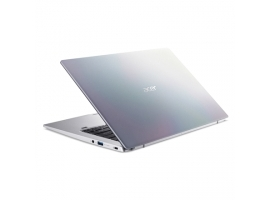 "Acer Swift 1 SF114-33-P967 Silver  14.0 ""  IPS  FHD  1920x1080 pixels  Matt  Intel Pentium  N5030  8 GB  LPDDR4  SSD 256 GB  Intel UHD 605  No ODD  Windows 10 Home  802.11 ax ac a b g n  Bluetooth version 5.0  Keyboard language English  Keyboard backlit  Warranty 24 month(s)  Battery warranty 12 month(s)"