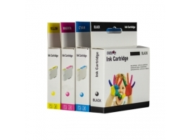 Print4you Analog Brother  LC225XLC Ink Cartridge  Cyan