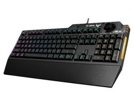 KEYBOARD TUF GAMING K1 ENG 90MP01X0-BKUA00 ASUS