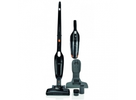 Gorenje Vacuum cleaner SVC144FBK Cordless operating  Handstick and Handheld  14.4 V  Operating time (max) 38 min  Black  Warranty 24 month(s)  Battery warranty 12 month(s)