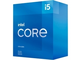 Intel i5-11400F  2.6 GHz  LGA1200  Processor threads 12  Packing Retail  Processor cores 6  Component for Desktop