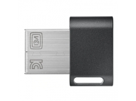 Samsung FIT Plus MUF-128AB APC 128 GB  USB 3.1  Black Silver