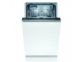 Bosch Serie 2 Dishwasher SPV2IKX10E Built-in  Width 45 cm  Number of place settings 9  Number of programs 5  Energy efficiency class F  AquaStop function  White