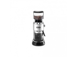 Delonghi Coffee Grinder  KG520M DEDICA Inox  black  150 W  350 g  Number of cups 14 pc(s)