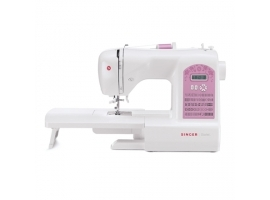 Sewing machine Singer STARLET 6699 White  Number of stitches 100  Number of buttonholes 7  Automatic threading
