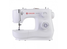 Singer Sewing Machine M2405 Number of stitches 8  Number of buttonholes 1  White