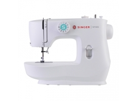 Singer Sewing Machine M1505 Number of stitches 6  Number of buttonholes 1  White