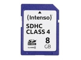 MEMORY SDHC 8GB C4 3401460 INTENSO