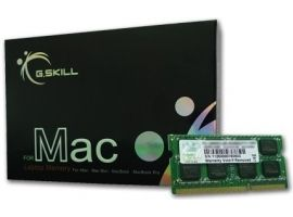 G.SKILL DDR3 for Apple 8GB 1333MHz CL9 SO-DIMM 1.5V