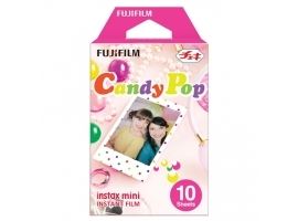Klisza Fujifilm Instax Mini Candy Pop 10szt
