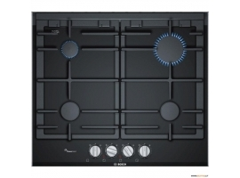 Bosch Hob PRP6A6D70 Gas  Number of burners cooking zones 4  Black  Display