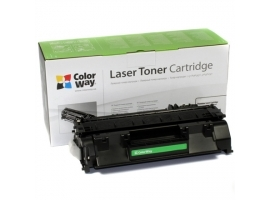 ColorWay Toner Cartridge  Black  HP CE505A (05A); Canon 719