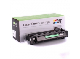 ColorWay Toner Cartridge  Black  HP Q7551A
