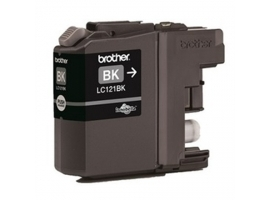 Brother LC-121BK Ink Cartridge  Black