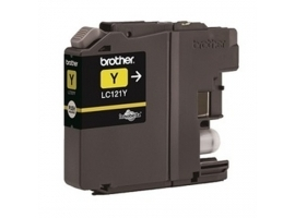 Brother LC-121Y Ink Cartridge  Yellow
