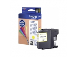 Brother LC-223Y Ink Cartridge  Yellow