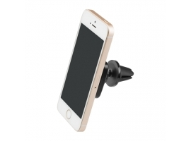 Acme PM1101 Black  Adjustable  360 °  Magnetic air vent smartphone car mount