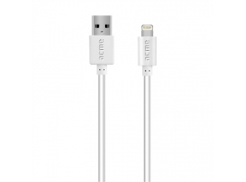 Acme CB1031W Lightning  USB A  1 m  White