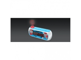 Muse M-167KDB Image  Alarm function  AUX in  Projection Clock Radio PLL