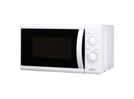 Gallet Microwave oven GALFMOM201W Mechanical  800 W  White  Free standing  Defrost function
