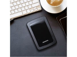 "ADATA 4TB External Hard Drive HV300  USB 3.1 2.5""  Black"