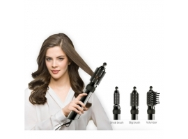 Braun Satin Hair 5 airstyler   AS 530  Barrel diameter 29; 39 mm  Number of heating levels 3  1000 W  Black