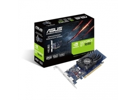 Asus NVIDIA  2 GB  GeForce GT 1030  GDDR5  Processor frequency 1266 MHz  HDMI ports quantity 1  PCI Express 3.0  Memory clock speed 6008 MHz