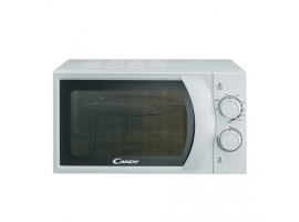 Candy Microwave Oven + grill CMG 2071 M Grill  Rotary  700 W  White  Free standing