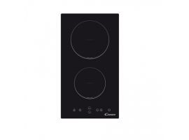 Candy Domino CDH 30 Vitroceramic  Number of burners cooking zones 2  Black  Display  Timer