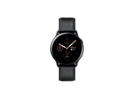 Smartwatch Samsung Galaxy Watch Active 2 SM-R830NSKAXEO (Stainless) 40mm  Black