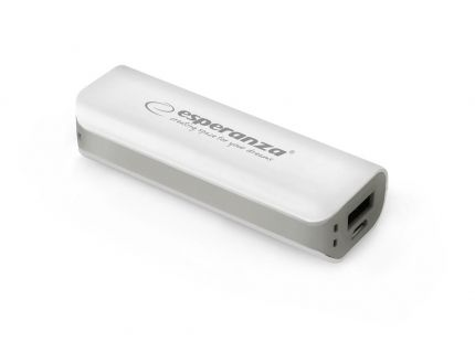 ESPERANZA EMP103WE - 5901299910474 ESPERANZA EMP103WE JOULE - POWER BANK 2200mAh