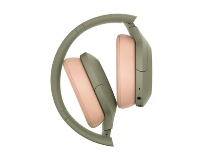 Sony WHH910NG Headphones  Wireless  Green