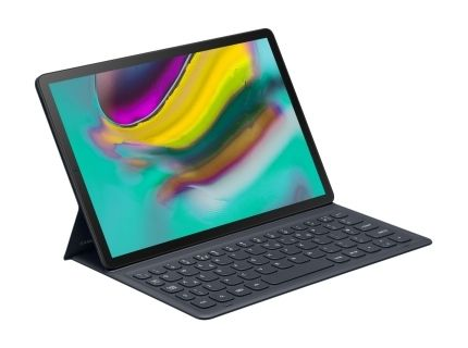 Etui z klawiaturą Samsung Book Keyboard Cover Black do Galaxy Tab S5e EJ-FT720UBEGWW