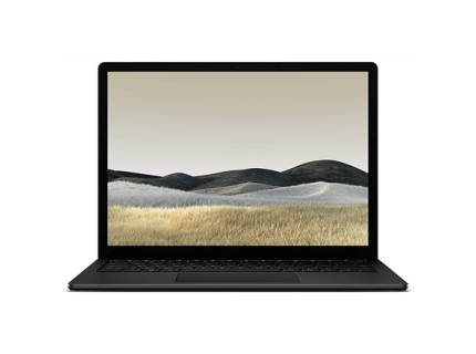 "Microsoft Surface Laptop 3 Black  13.5 ""  Touchscreen  2256 x 1504 pixels  Intel Core i5  i5-1035G7  8 GB  LPDDR4x  SSD 256 GB  Intel Iris Plus  No ODD  Windows 10 Home  802.11ax  Bluetooth version 5.0  Keyboard language English  Keyboard backlit  Warranty 24 month(s)"