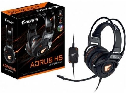 HEADSET GAMING AORUS H5 GIGABYTE